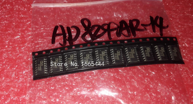 Free Shipping! AD824ARZ 14 AD824AR 14 AD824AR AD824  SOP14 new and Original in stock