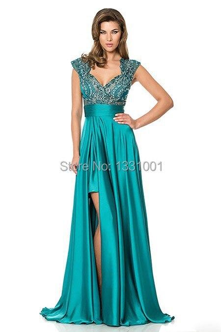 3fba49849d vestido de festa longo madrinha 2014 Fashion Emerald Green Cocktail ...