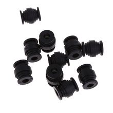 New Arrival High Quality 10 PCs High Elastic Anti Vibration Rubber Ball Dual Head for Gimbal