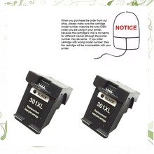 2 черный картридж CH563EE для HP301 HP 301XL для HP de S kjet 1050 2050 2050 S 2510 3050a 3510 D1010 1510 2540 4500 принтер