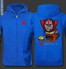 DOTA2 Lion Design Hoodie Jacket