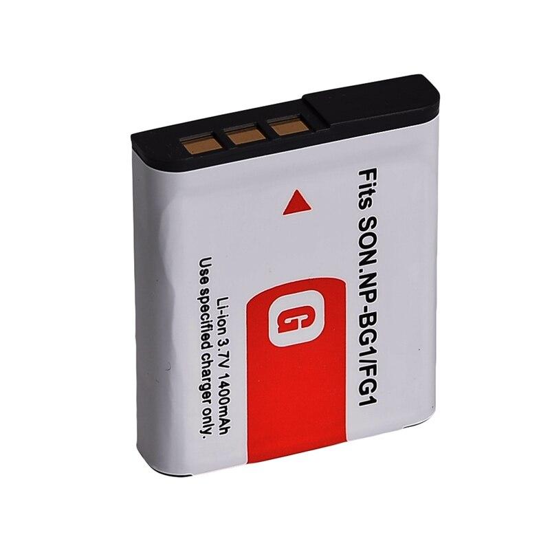 NP-BG1 Battery For  DSC-HX5V/T20HDPR/W85/W275 NPBG1