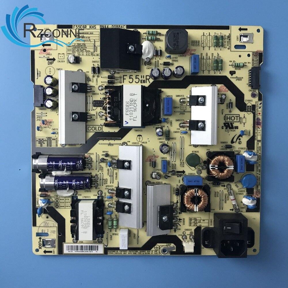 Power Board Card Supply For Samsung 49'' TV BN44-00884C F55E6R_KHS LH49DCHPLGA/GO MDL-LH49DCHP