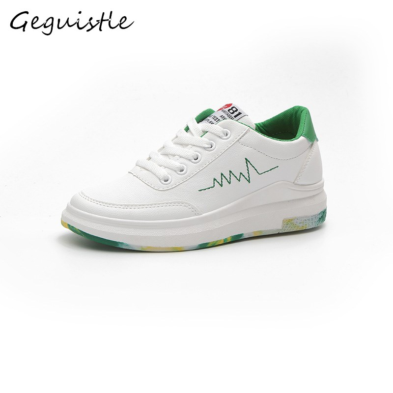 Hot Sale Camouflage Bottom Women Shoes Comfortable Fashion Casual Shoes All-Match Sneakers