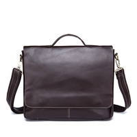 2018 Hot Sale Limited Women Luxury Genuine Leather Briefcase Laptop Bag Portfolio Business Male Brief Case