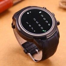 "Nagelneu X5 Herzfrequenz Smart Uhr 3G Android IOS WCDMA WiFi Bluetooth Smartwatch GPS AGPS 1,4 ""Amoled-bildschirm PK GT08 DZ09 S003"