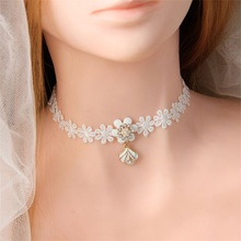 Classic Lace Necklace