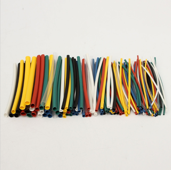 High quality 140PCS Assortment Halogen-Free 2:1 Heat Shrink Tubing Wrap Electrical Cable Sleeving Wire Kit sitemap 117 xml
