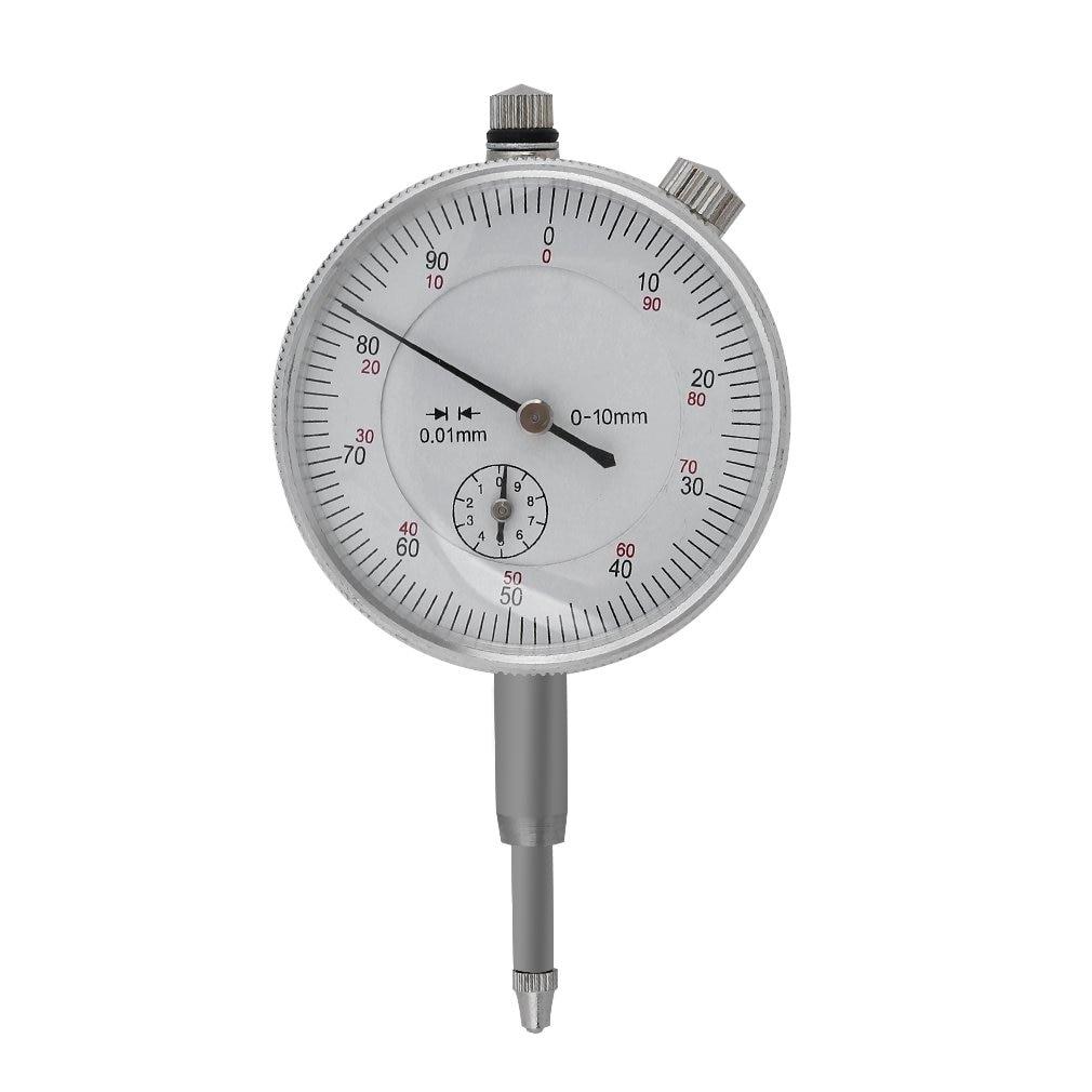 Контрольно-измерительные инструменты 0-10 мм 0,01 мм точный микрометр точность указателя меры инструмент для концентричность главной оси
