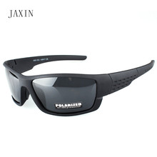 JAXIN Fashion polarized sunglasses men personality trend sports travel driving goggles UV400 gafas de sol oculos
