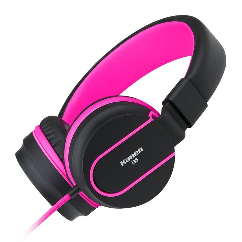 Feeya I35 ajustable auricular desmontable Auriculares auriculares fone de ouvido con micrófono para el teléfono móvil, ordenador