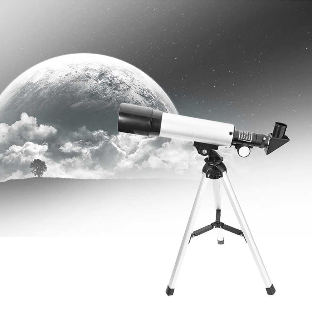 Profissional Telescópio Astronômico Monocular Com Tripé Refrator Luneta Zoom De Alta Potência Poderosa Para Espaço Astronômico