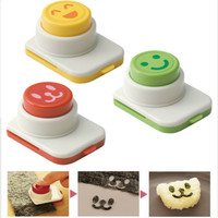 3pcs Nori Punch Stamp/ DIY Smiling Face Sushi Tool Maker/Panda Koala Nori Cutter/Japanese Bento Decoration Kitchen Accessories