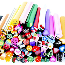 1pack /100pcs Nail Art Nailart 3d Manicure Design Sticks Canes Rods Stickers Gel Tips Women Fingernail Makeup Tools
