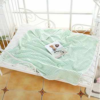 100% Muslin Cotton Baby Blankets Newborn Soft Baby Swaddling Multi-use Swaddle Muslin Infant Gauze Baby Blanket Bedding 90*90cm professional10x20ft muslin 100