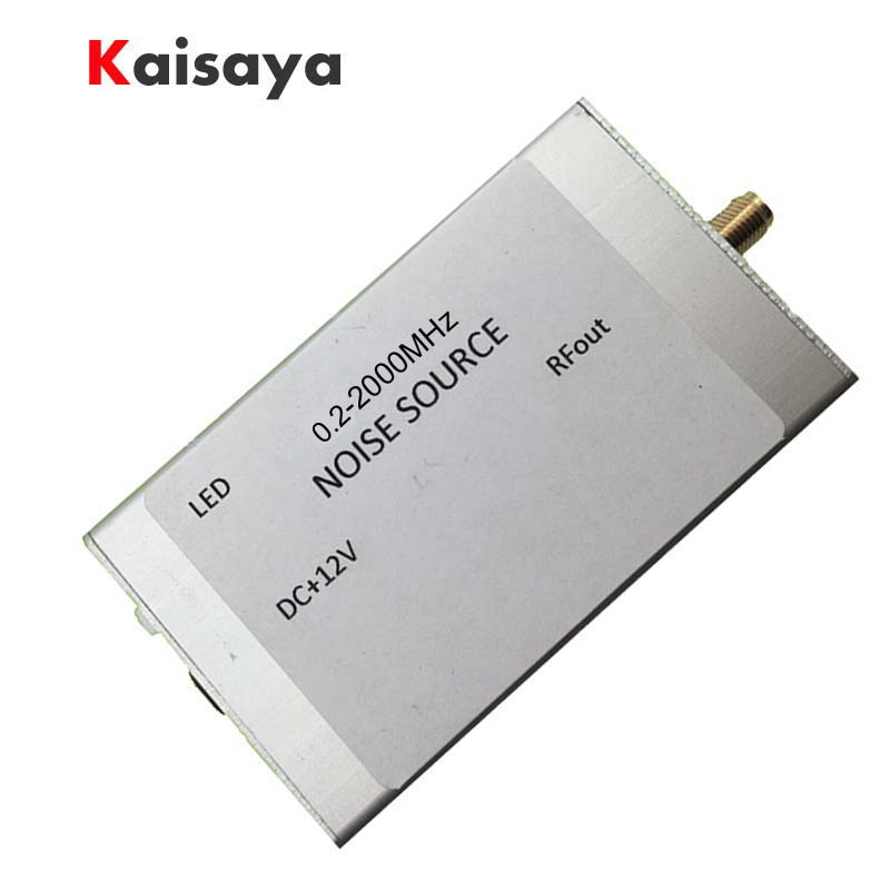 Noise Signal Generator Noise Source Spectrum Tracking Signal Source 0.2-2000M High flatness A4-011 цена 2017