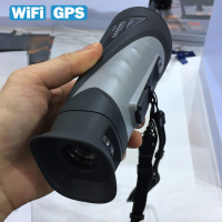 WiFi GPS Outdoor infrared thermal imaging telescope night vision scope hunting search scout infrared thermal imager