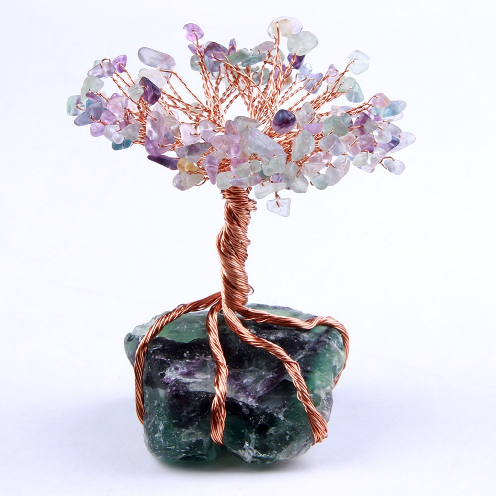 Tree of Life Natural Stone Figurine 6