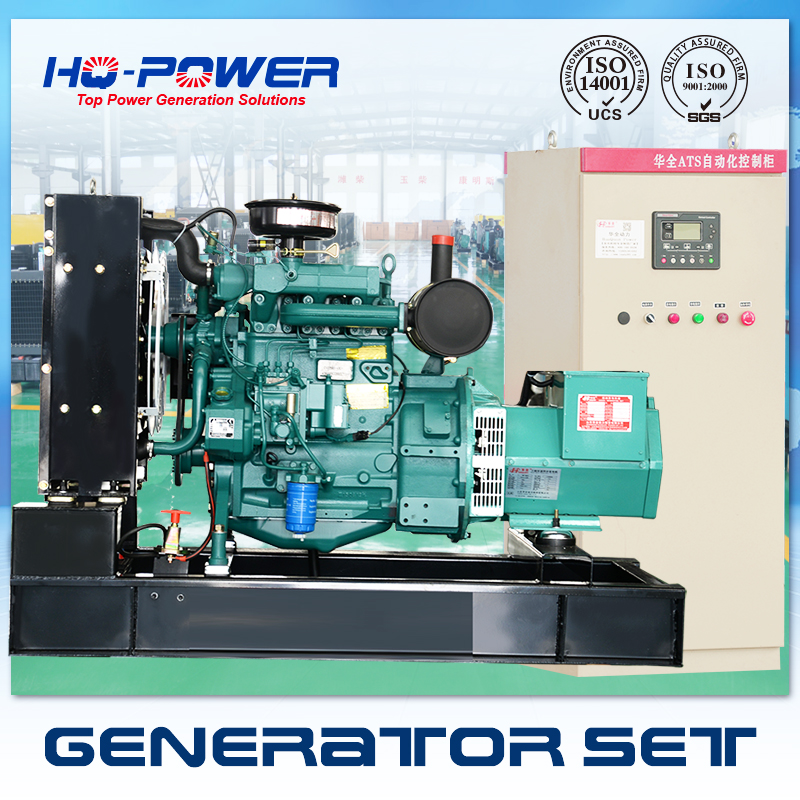 weichai deutz 20kw self running fuel less diesel generator price in india