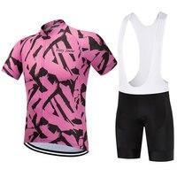 2018 men cycling set jersey maillot clothing mountain bike bicicleta mtb ropa trajes de ciclismo hot sale go pro sky team