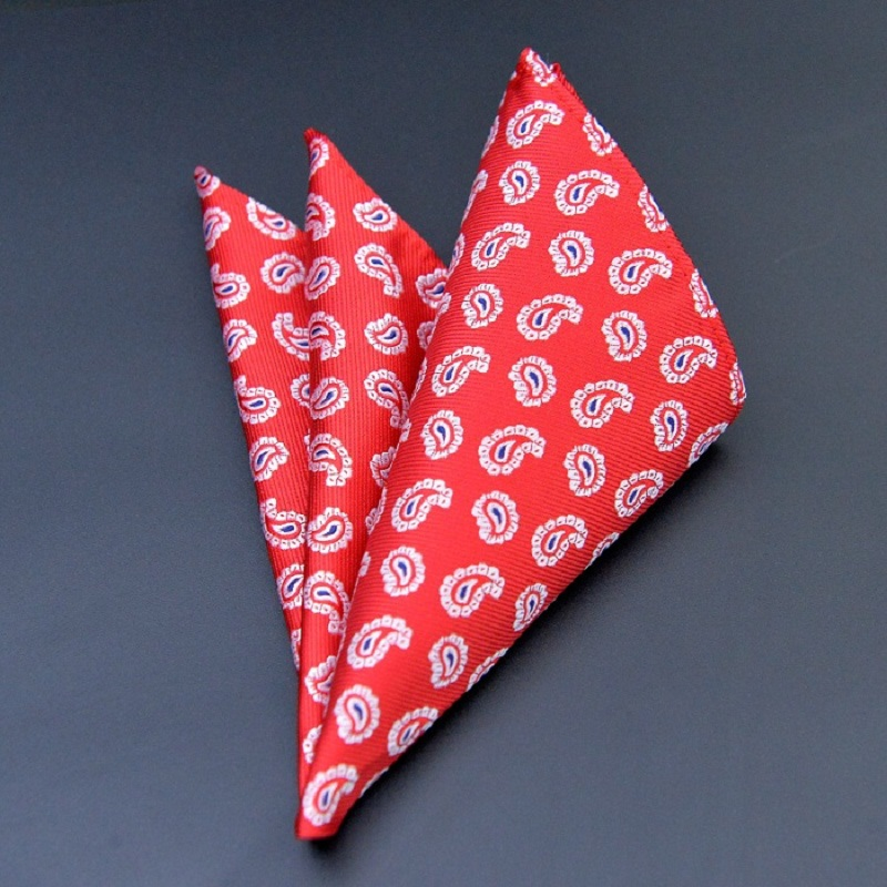 Casual Mens Handkerchief For Wedding Business Chest Towel Pocket Square Male Handkerchief Towels