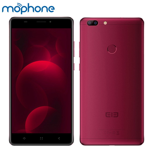 Elephone C1 Max Smartphone 4G LTE 6.0inch MTK6737 Quad-core 2GB+ 32GB Android 7.0 Dual Rear Cameras 2800mAh Battery Cellphone