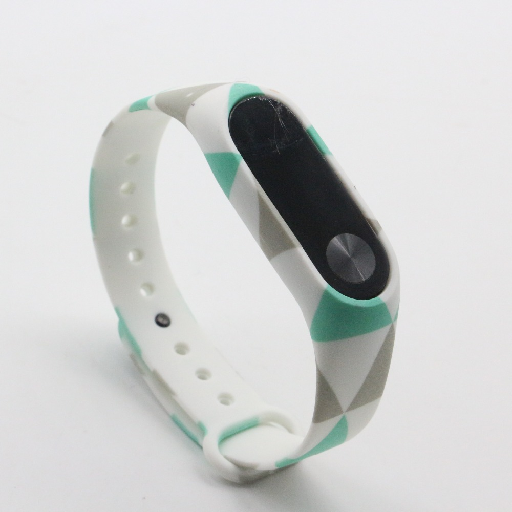 (XM2HS) SMP-0016 Silicone Strap for Xiaomi Mi Band 2 mi band 2 bracelet mi band 2 strap Wristband Replacement Miband 2 Strap mi learning styles