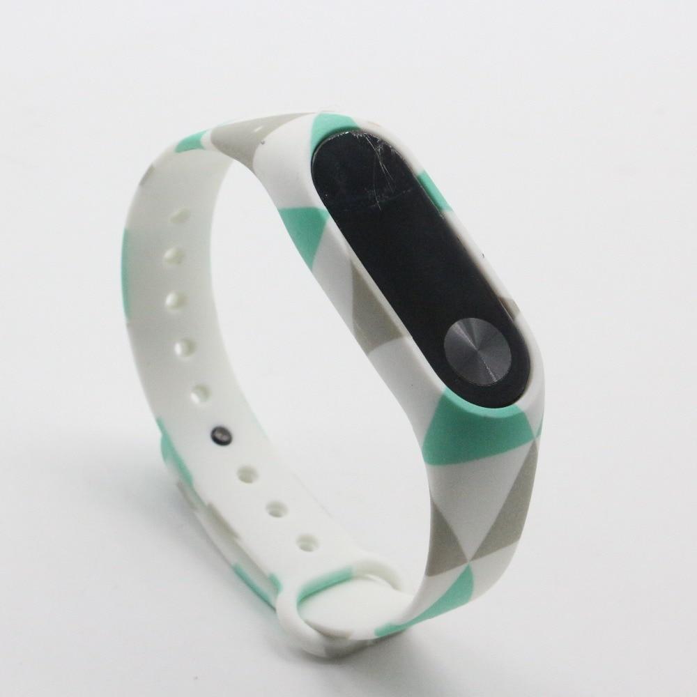 (XM2HS) SMP-0016 Silicone Strap for Xiaomi Mi Band 2 mi band 2 bracelet mi band 2 strap Wristband Replacement Miband 2 Strap цена