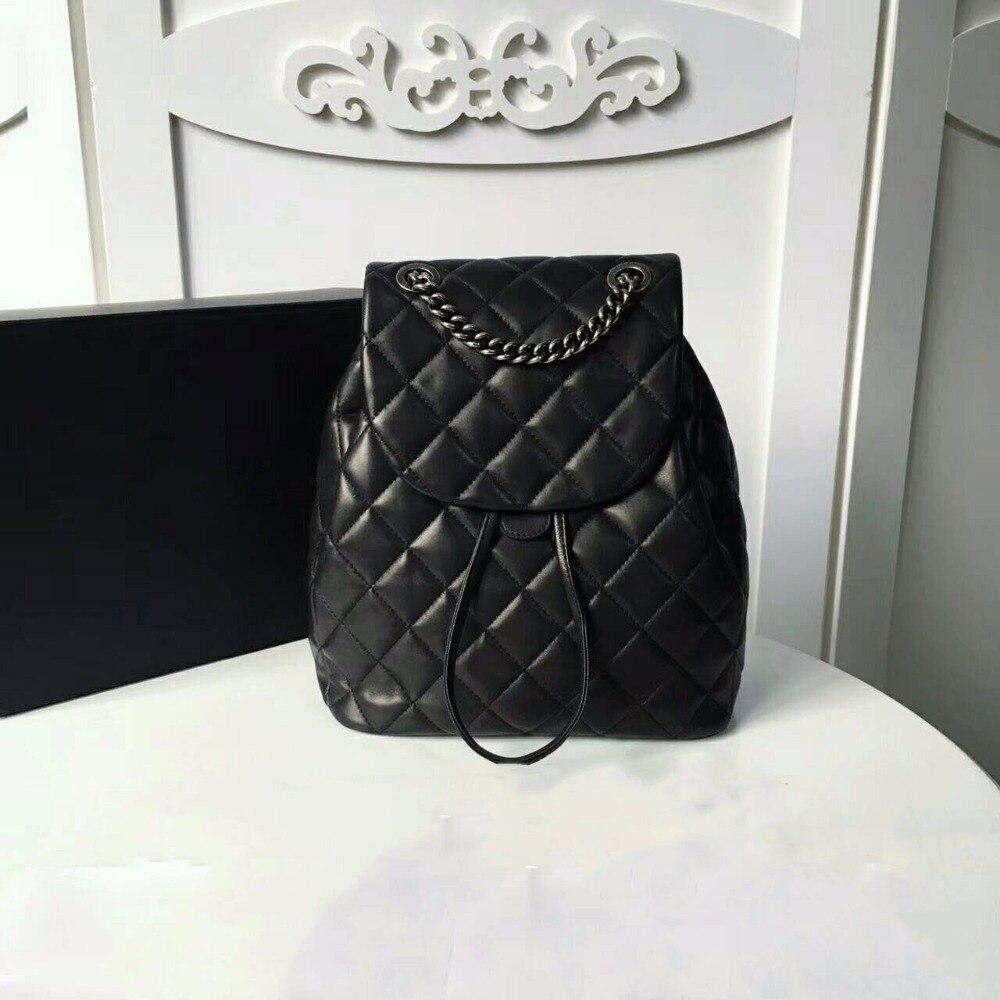 WG06240 модный роскошный рюкзак простой Портативный складной Европе дизайнер рюкзак Европе Бренд Взлетно посадочной полосы Чемодан сумка