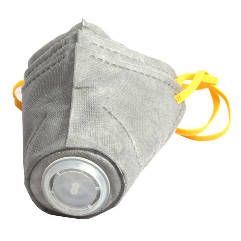 Encantador 3 Piezas Perro Protector Boca Máscara Para Respiratoria Pm2.5 Filtro Anti-polvo Niebla Cachorro Boca Cubierta Agradable En After-Taste