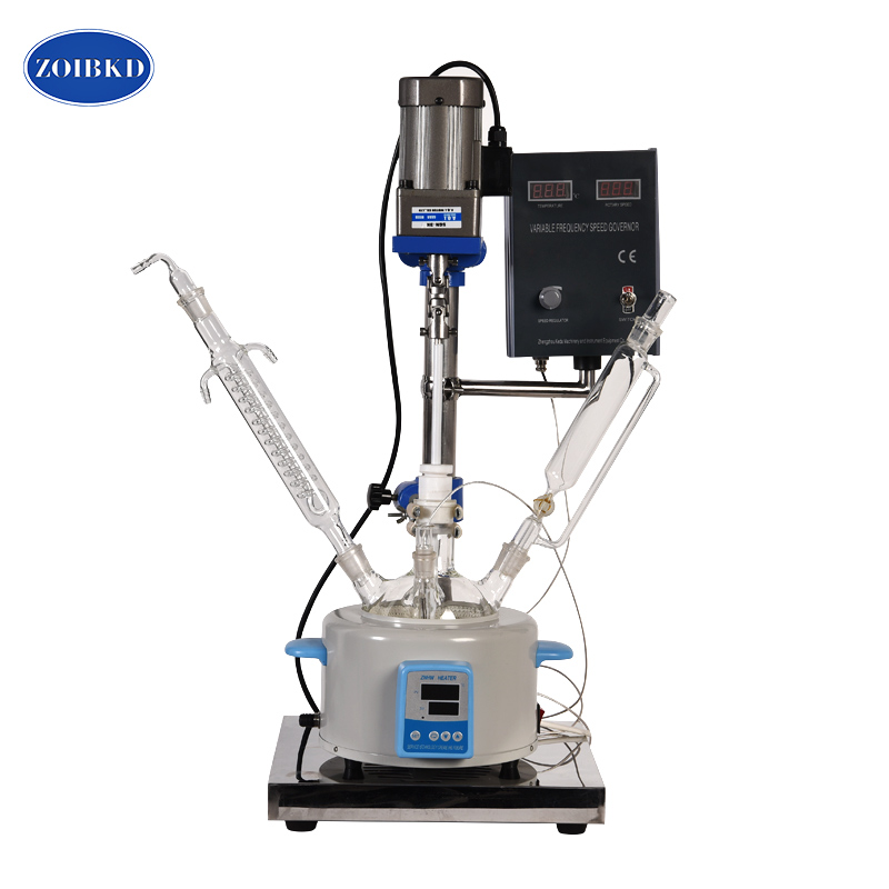 laboratory single layer photochemical glass reactor Can do Stirring Reaction And Distillation Reflux Laboratory Equipment inoue yoshihisa supramolecular photochemistry controlling photochemical processes