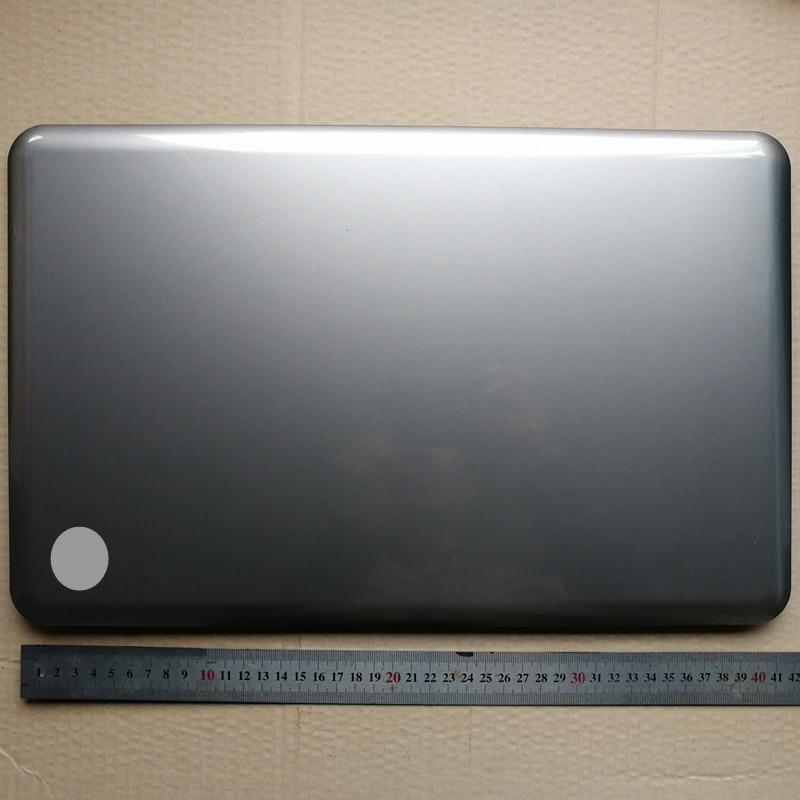 New laptop Top case base lcd back cover for HP Pavilion G7 G7-1000 17.3  646547-001 sliver