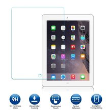 9H Explosion-Proof Protective Film For iPad Air 2 Tempered Glass For iPad Pro 9.7 Screen Protector For iPad 2017 Tempered Glass