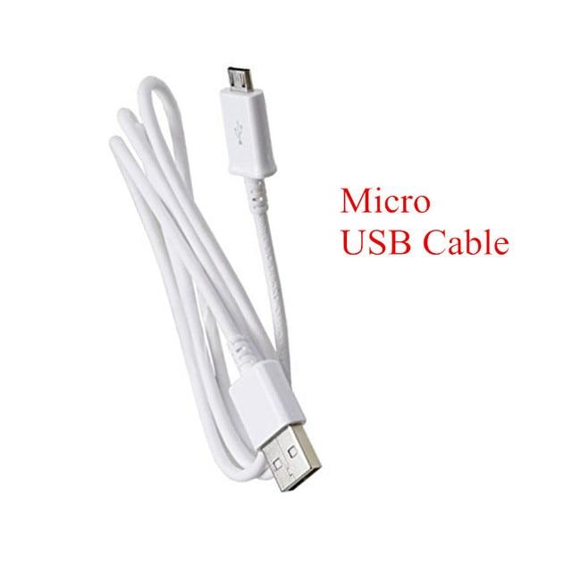 Dla Samsung s3 s4 J3 2016 J5 J7 2017 J6 A6 A7 2018 Redmi 5a 6 uwaga 5 pro telefon Micro usb kabel + ue wtyczka USB ładowarka Adapter