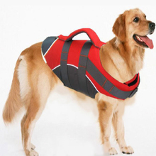 Pet Dog Life Vest Safety Jacket Comfortable Dog Surfing Swimsuit Clothing for Dog Safety Clothes Pet Supplies Size S-XL