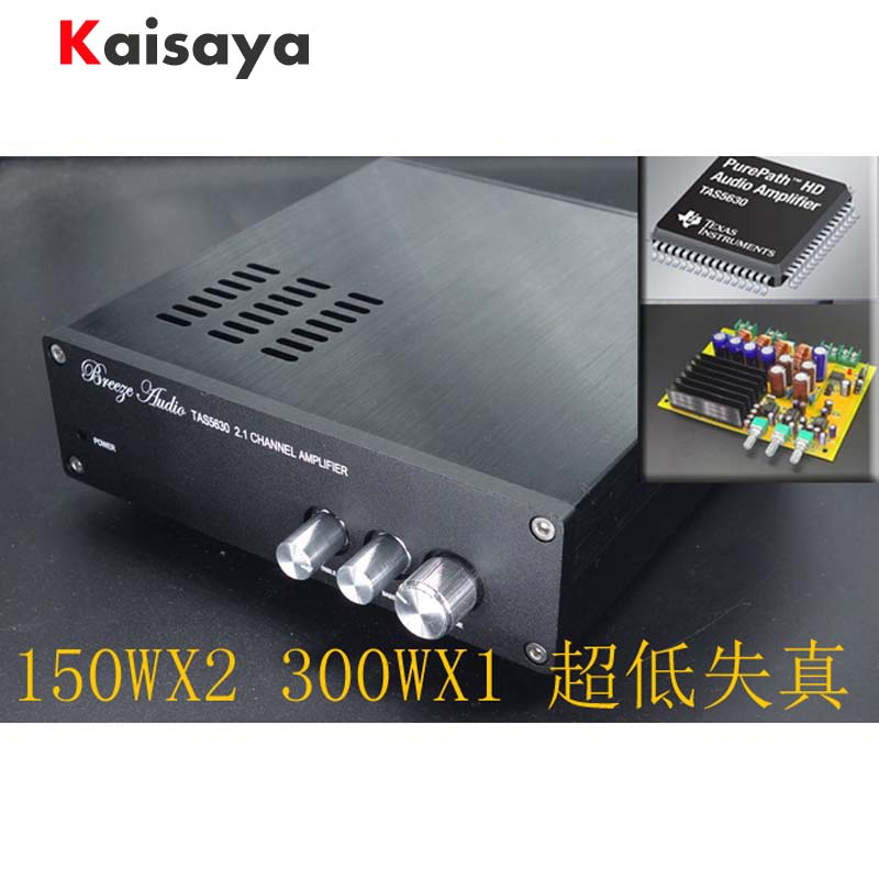 new The wind TAS5630 2.1 Home audio power amplifier 150WX2 300WX1 G3-006