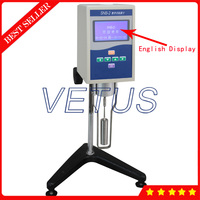 SNB-2 Digital Display Rotational Viscometer With Printer Interface For Test Paint Detergent oil Viscometer Testing Equipment