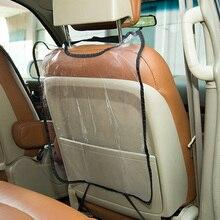 Car-Mat Kick-Pad Car-Rear-Seat-Cover Transparent Children's Waterproof for Acura RLX