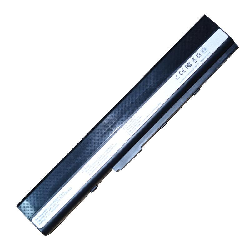 Golooloo 4400mah 11.1v Laptop Battery for Asus K52D K52DR K52J K52JC K52JE K52N A32-K52 A41-K52 A42-K52 K52F X52J A52J A52F new 7800mah laptop battery for asus a52 a52f a52j k52d k52dr k52f k52j k52jc k52je k52n x52j a32 k52 a42 k52