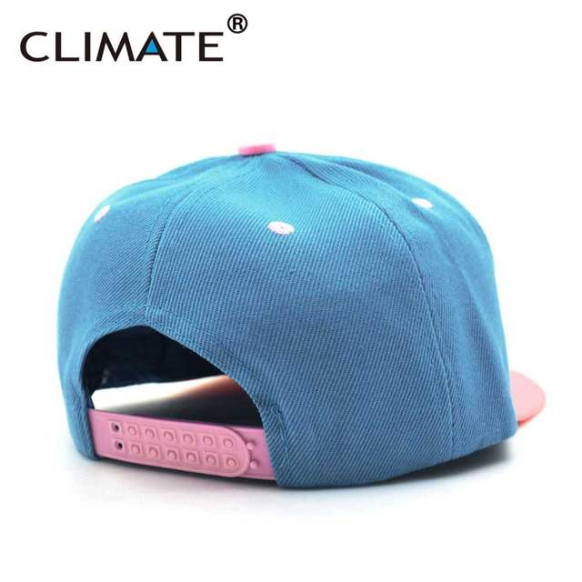 e454624ae78 CLIMATE 2018 New Hot Game Lovely Cute D.VA DVA HipHop Snapback Caps Young  Youth Women Girls Pink Sky Nice Snapback Hat Caps-in Men's Baseball Caps  from ...