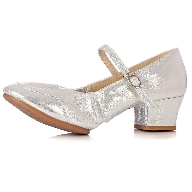 Νέα γυναικεία παπούτσια χορού - Πάνινα παπούτσια - Φωτογραφία 4