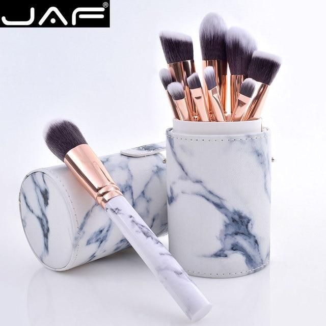 Makeup Brush with Holder 10PCS 4
