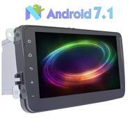 Eincar Android 7.1 Autoradio 2 Din 8 Car Stereo con 1024600 Touch Screen head Unit for Volkswagen Jetta/Golf/Polo/Passat/Caddy