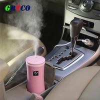 Olio essenziale Diffusore Car Umidificatore 230 ML USB 5 V 3 Colori Diffusore Aromaterapia Ad Ultrasuoni Mist Fare L'olio Auto purificatore
