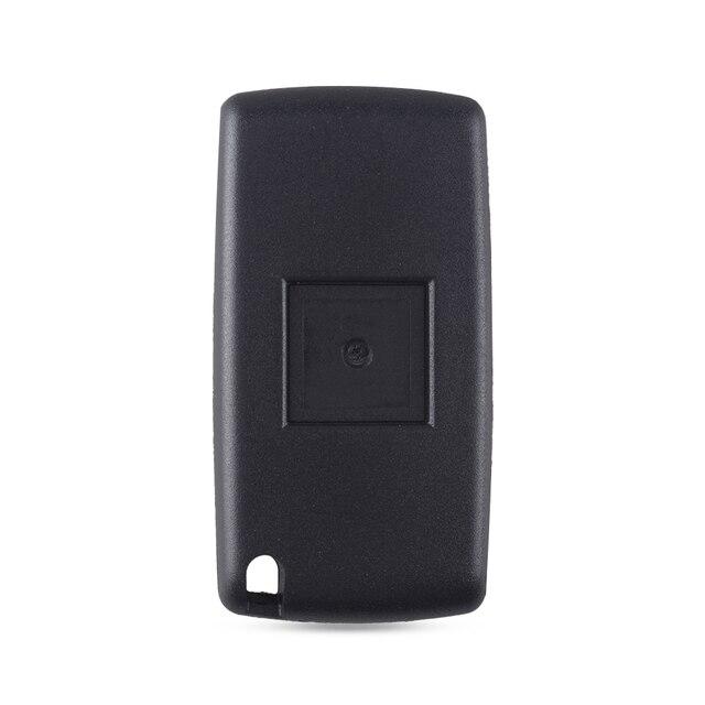 Case chiave per Peugeot 307 207 107 308 3008 407 407 607 Citroen C2 C3 C4 C5 C6 C8 433MHz ID46 Chip 4