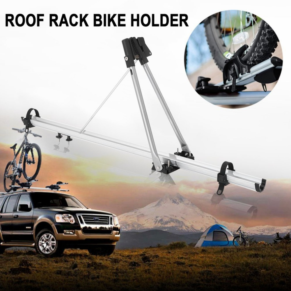 Newest CT-5669B Bike Locking Stand Aluminium Alloy Cycle Carrier Car Roof Mounted Bicycle Carrier Roof-Top Upright Bike HolderNewest CT-5669B Bike Locking Stand Aluminium Alloy Cycle Carrier Car Roof Mounted Bicycle Carrier Roof-Top Upright Bike Holder