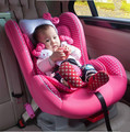Child safety seat car baby safety seat 3 c authentication isofix can lie