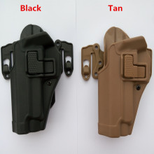 Tactical 100% genuine High quality of military Fit Chest Waist leg paddle Molle holster for P 226 P226 left hand