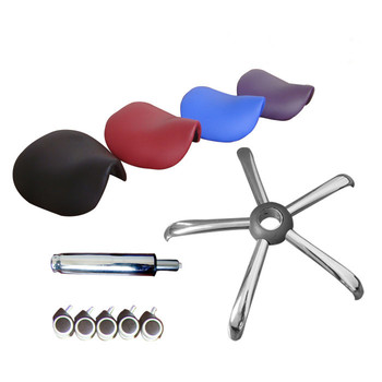 15%,Rolling Massage Chair Saddle Stool Leather  1
