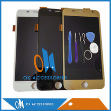 Продажа Черный, белый цвет золото Цвет для Prestigio Grace R7 Оборудование для psp 7501 DUO Оборудование для psp 7501 DUO ЖК-дисплей Дисплей + Сенсорный экран планшета с инструментами 1 шт./лот